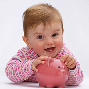 Problems using savings I put into my daughters bank accounts as a deposit