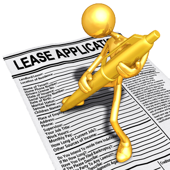 Lone tenant hassled over re-signing of contract