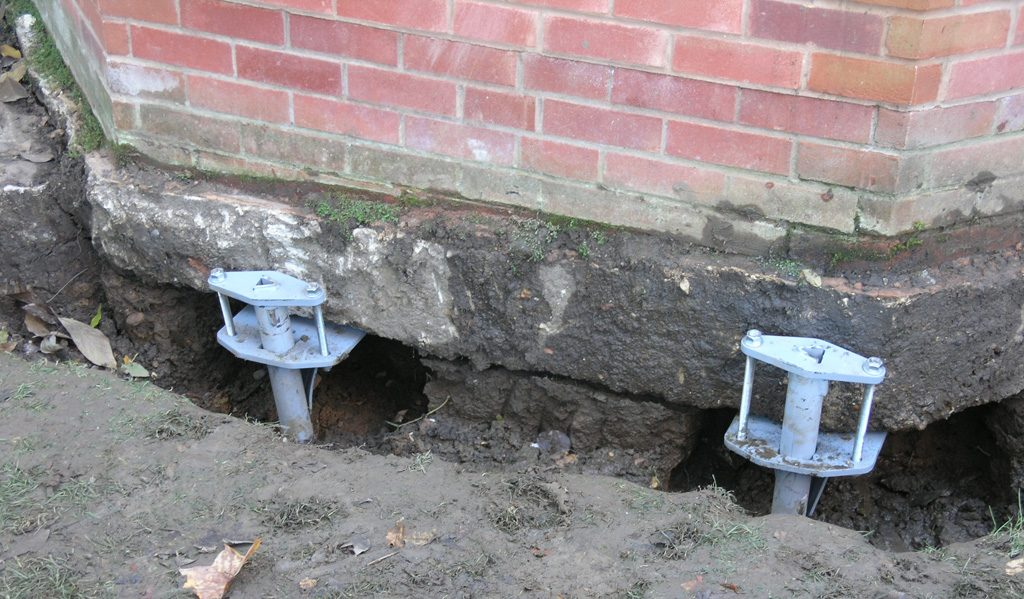 Would you purchase a property with subsidence?