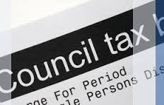 Who is responsible for the Council tax and what dates?