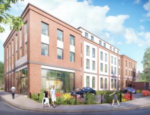 Chronicle House Chester – 8.52% assured net rental returns