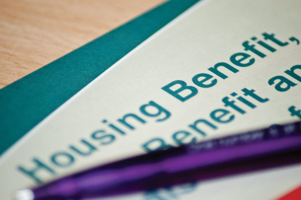 Joint Tenancy and effect on Housing Benefit