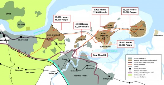 Shelter master plan for Hoo Valley