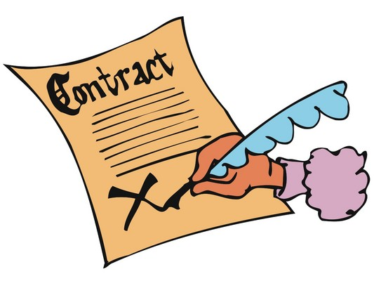 Agency demand for new contract with non-rent paying tenant