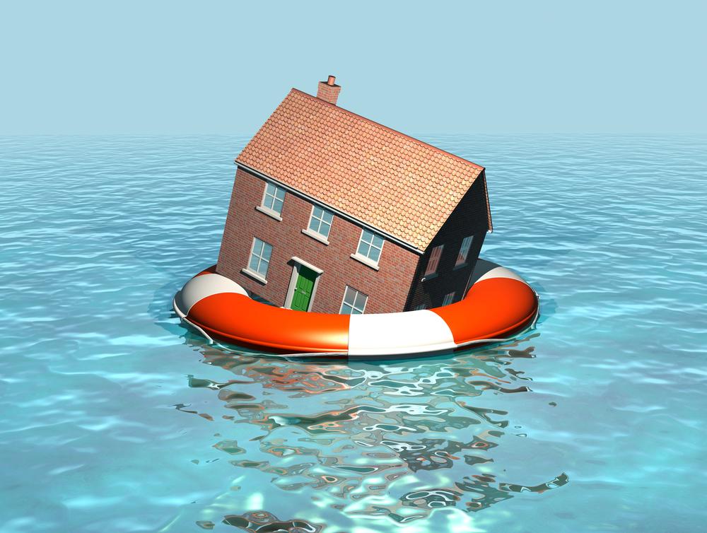 Loss of rent insurance due to flood