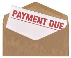 Erratic paying tenant - moving the rent date