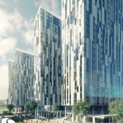 Media City is largest residential Buy to Let scheme in the North West