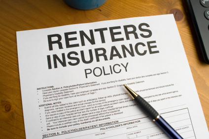 Do you recommend your tenants to buy insurance?