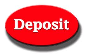 Beware of what constitutes a deposit – Is there a definition?