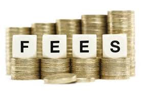 What are reasonable tenant fees from letting agents – £600?