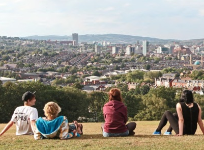 Positive fundamentals for property demand in Sheffield