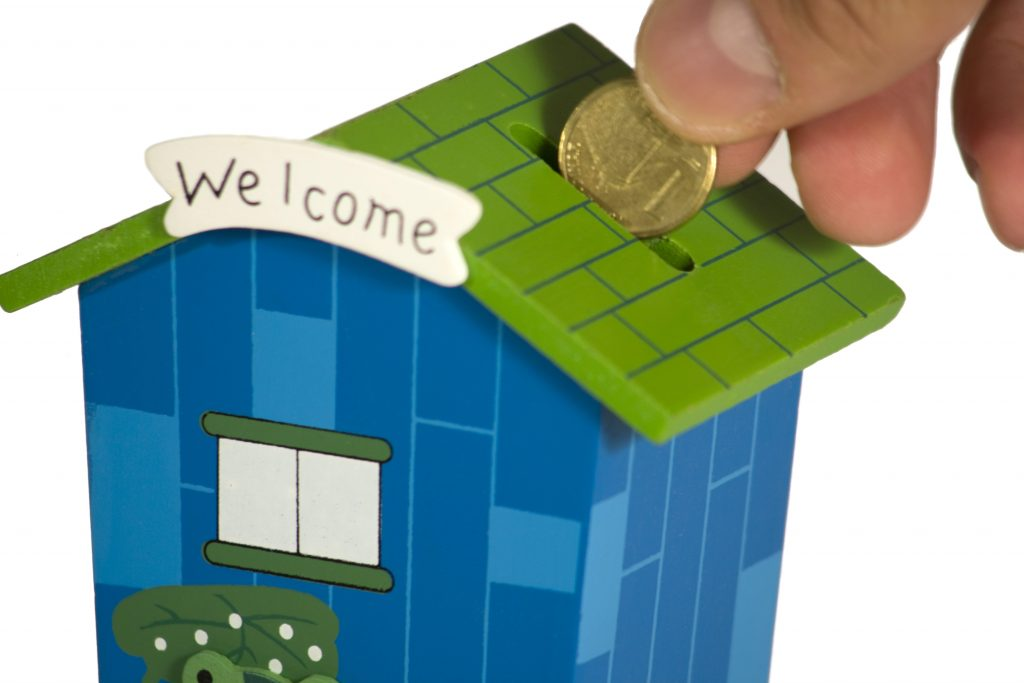 Raising a deposit for a buy to let