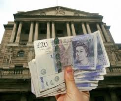 Bank of England lowest interest rate projections yet