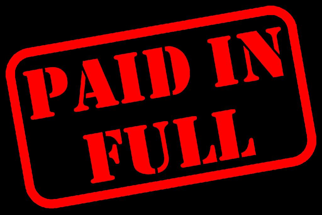6 months rent paid in advance refund