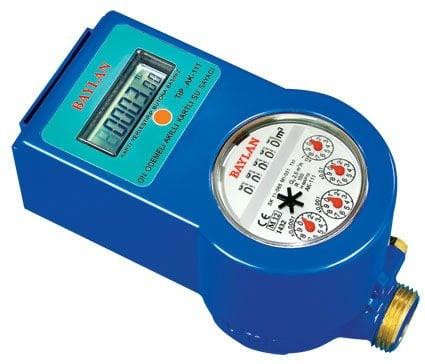 Prepaid water meter problems
