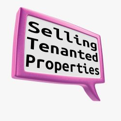 How house prices are affected with tenants in situ?
