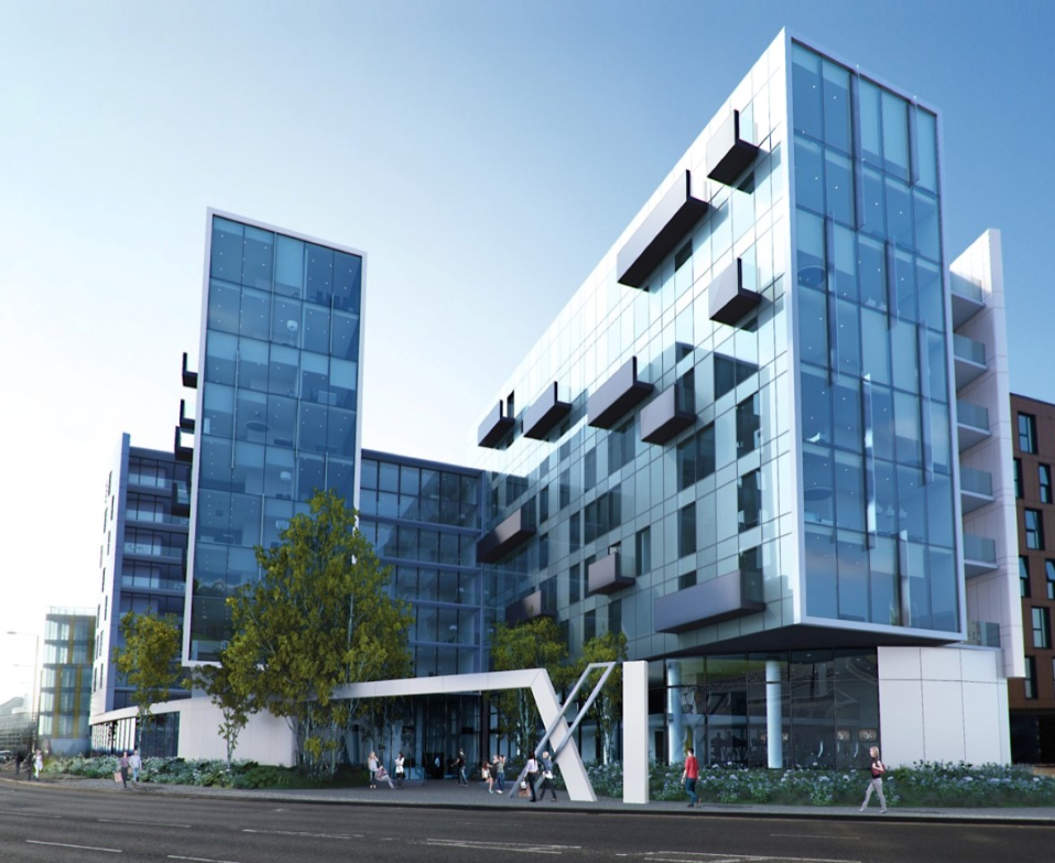 Luxury Residential Buy To Let Apartments In Manchester