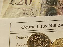 Unpaid council tax £9 fees £500!!