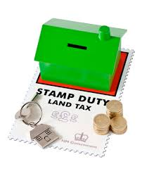 Stamp duty paid on whole building value?