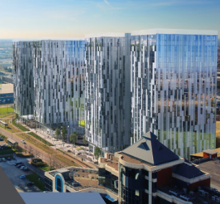 Tower Two launched at Media City Manchester