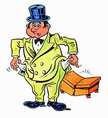 Bankrupt estate agent – London W11