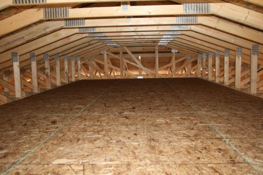Who owns the loft space?