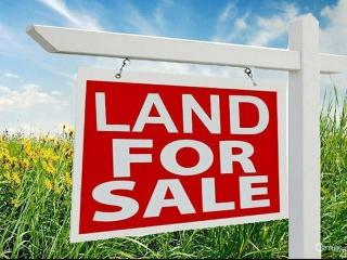Buying land to build residential property