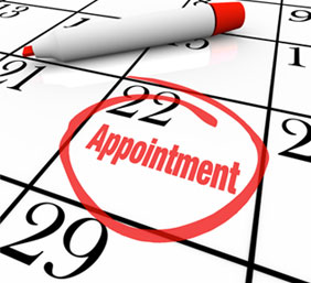 Missed Bailiff appointment  query