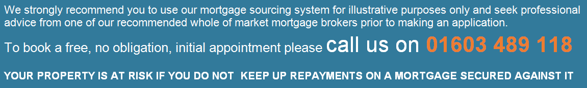 Mortgage Sourcing - Our Advice