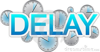 Off plan property delay
