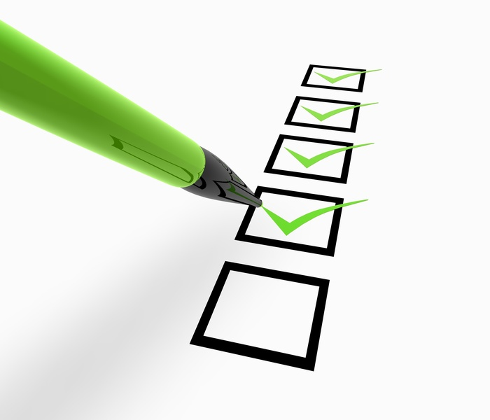 Property Letting & Management Checklist