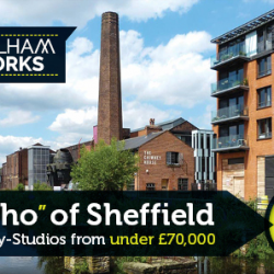 """Buy to Let in the """"Soho"""" of Sheffield"""