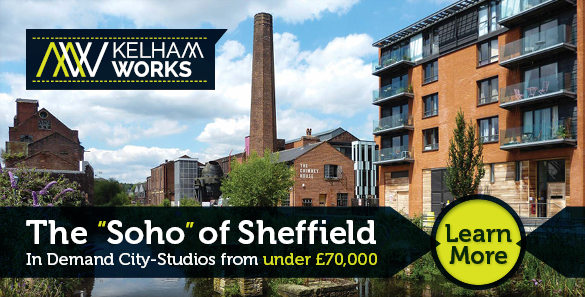"Buy to Let in the ""Soho"" of Sheffield"