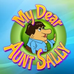 What is Aunt Sally going to do now?