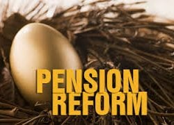 Pension reforms are only planned to be used by 5% of landlords to build portfolios