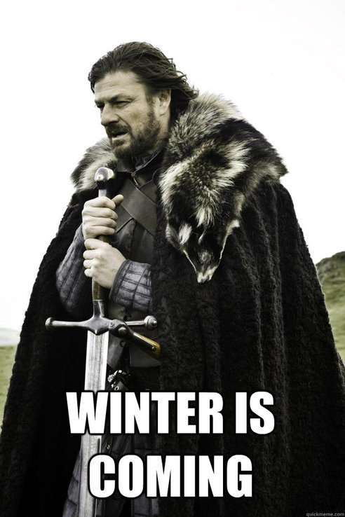 Tax Changes – Winter Is Coming!