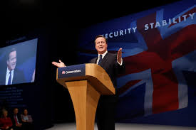 David Cameron's party conference speech transcript on Home Ownership