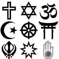 Religious symbols and Facebook Posts?
