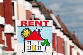 Real rents v LHA rents – info request