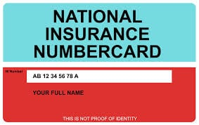 Tracing employment from National insurance number?