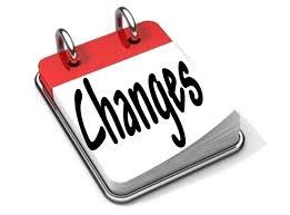 Tax return changes