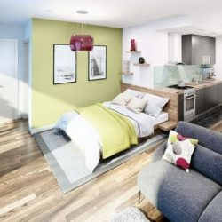 Stunning BTL apartments in the heart of Salford