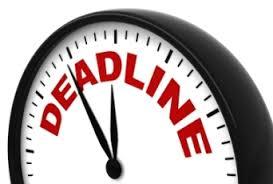 Additional stamp duty deadline for Land Registry?