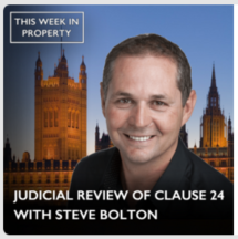 Clause 24 Interview with Steve Bolton – Platinum Property Partners