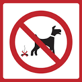 Dog fouling outside property