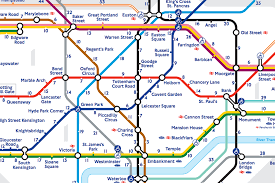 Demand increases around London tube stations in Zones 5 and 6