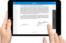 Electronic signatures?