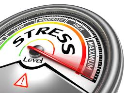 high stress