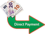 direct payment