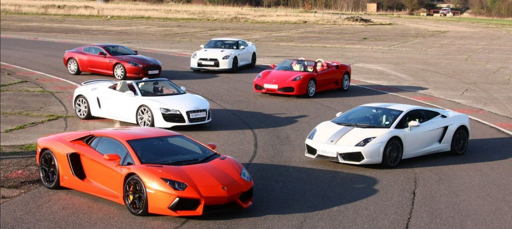 Supercar Club Seeks New HQ To Rent